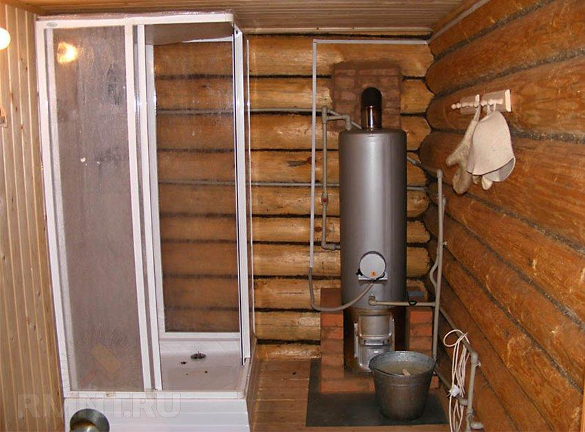 Водогрейный котел на дровах: установка заводского, как изготовить своими руками