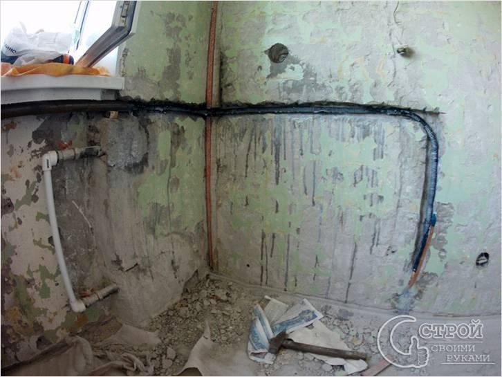 Перенос газовой трубы на кухне: в квартире и частном доме, проект и согласование