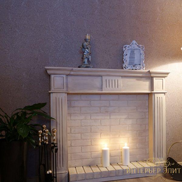 Интерьер мастер-класс моделирование конструирование декоративный камин из пенопласта картон клей краска пенопласт