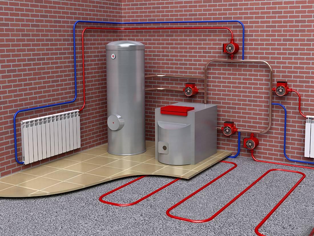 Отопление в частном доме без газа: варианты недорогого обогрева, реальные отзывы
