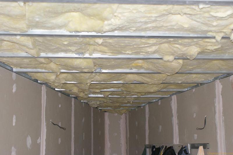 Ищем лучший способ утепления потолка в деревянном доме