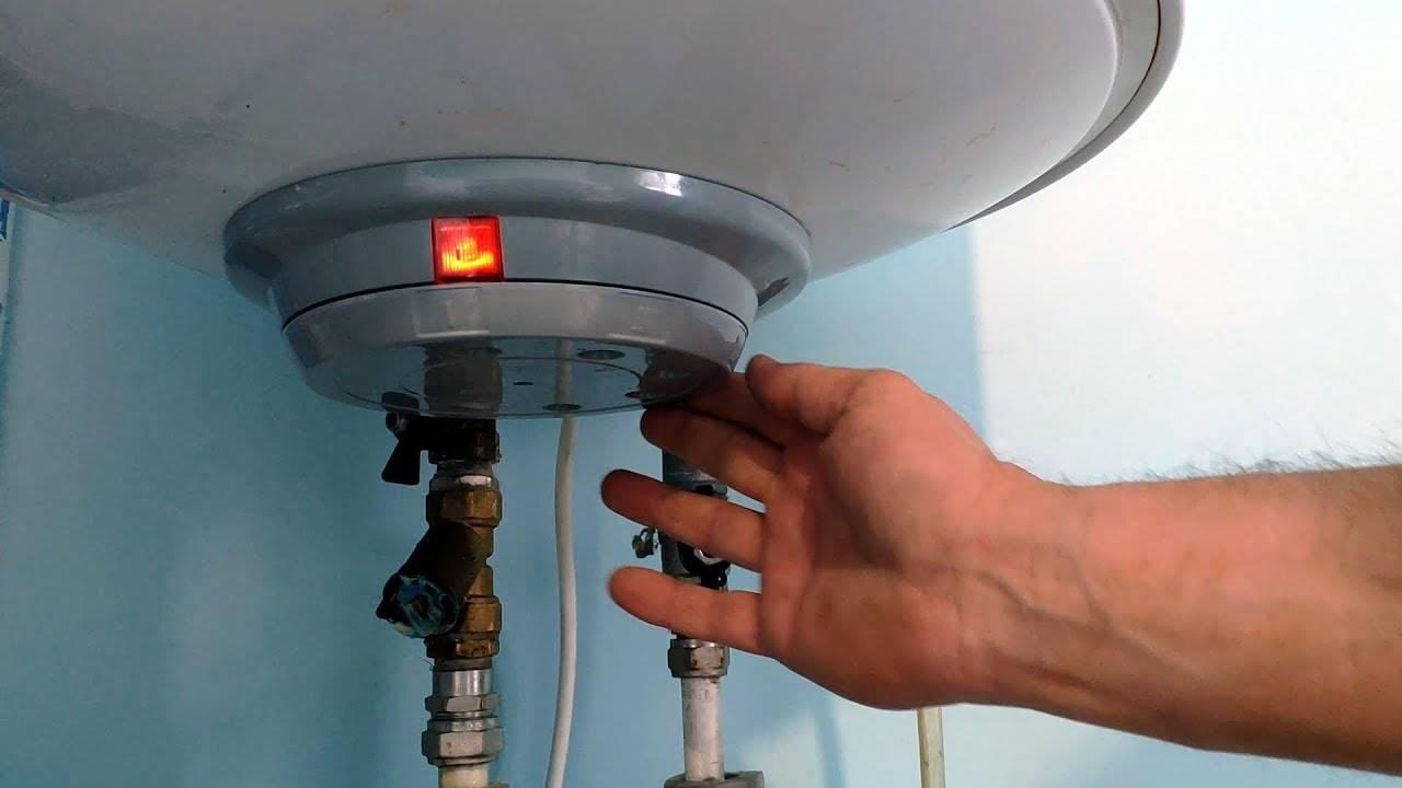 Как слить воду из водонагревателя? на примере оборудования фирм ariston и thermex