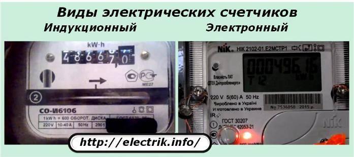 Как снимать показания со счетчика электроэнергии